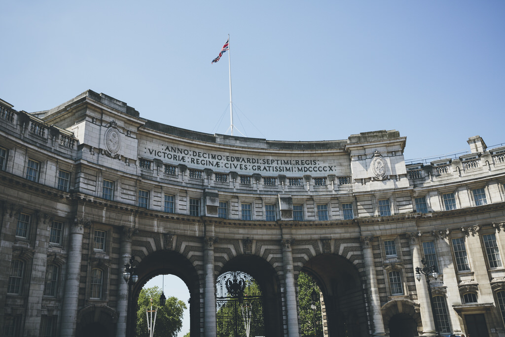 London 2014 - Admiralty Arch