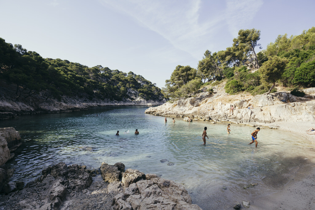 Cassis 2015 - Calanque de Port-Pin