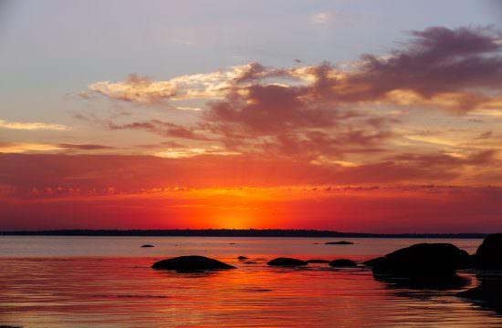 111 / Sunset in la Jument