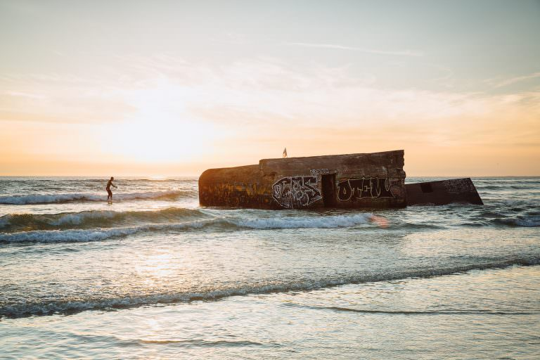 114 / Bunker sur l'Eau