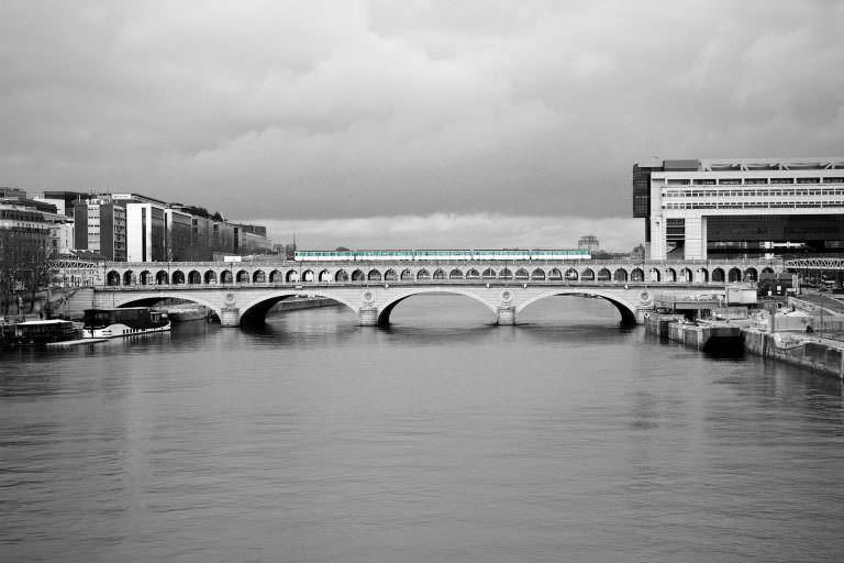 022 / Pont de Bercy