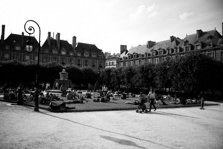 032 / Place des Vosges