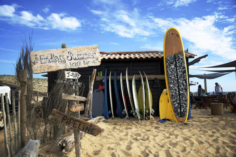 034 / Endless Summer Beach Bar