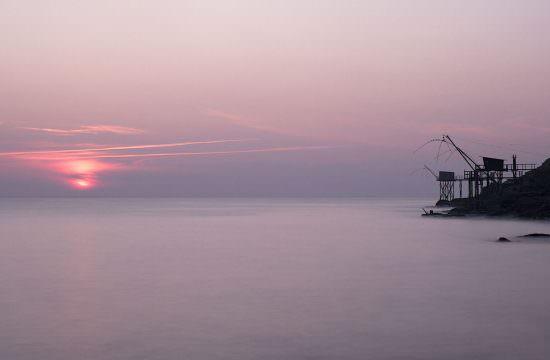 041 / Sunset in Sainte-Marie
