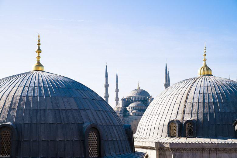 045 / Les Toits de la Mosquée