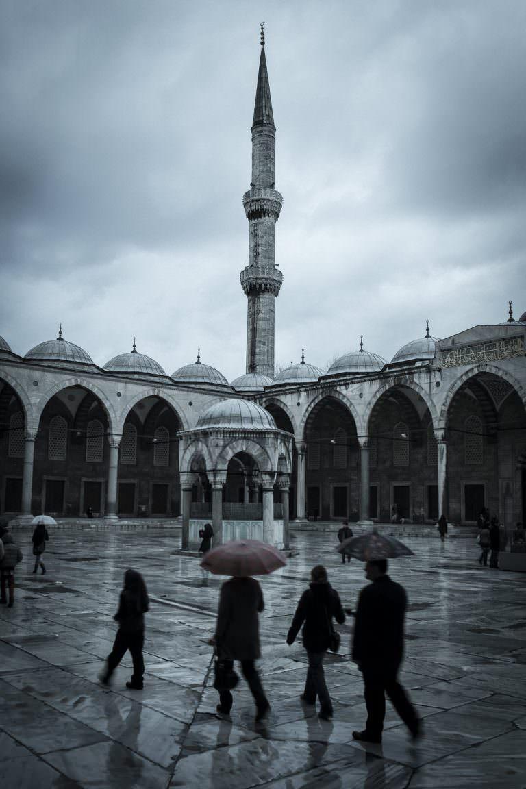 049 / Mosquée Bleue