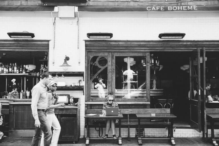 066 / Café Bohème