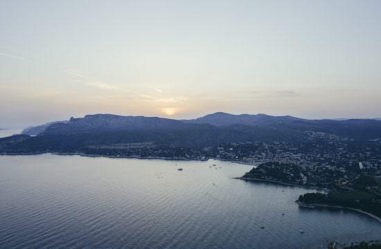 075 / Baie de Cassis