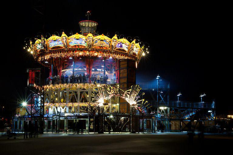 N19 / Carousel des Mondes Marins