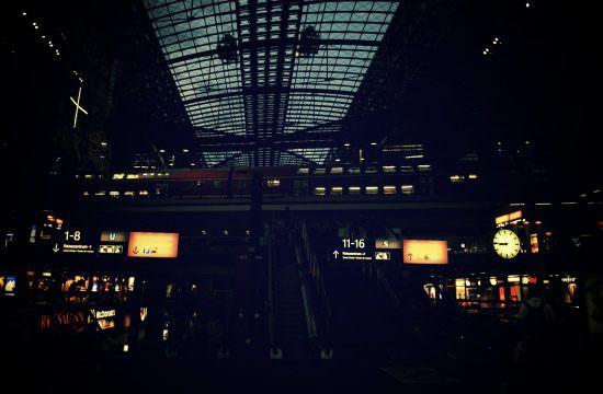 T004 / Berlin Hauptbahnhof