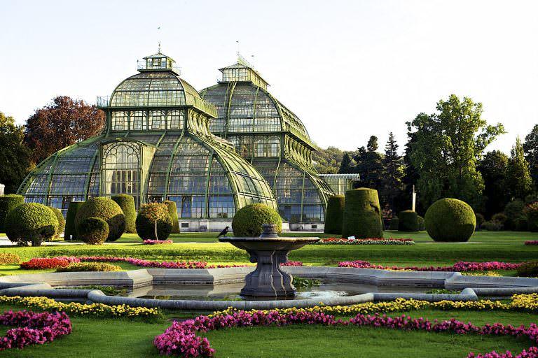 T005 / Parc de Schönbrunn