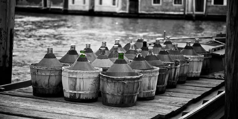 T029 / Alcool (sur) Barge